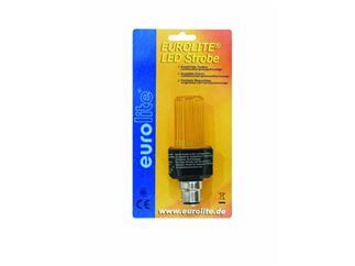 EUROLITE LED-Strobe B-22 Fassung, gelb