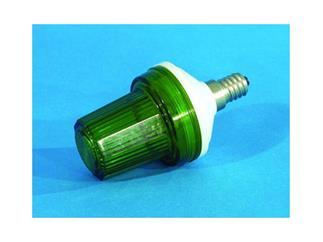 EUROLITE LED-Strobe E-14 Fassung, grün
