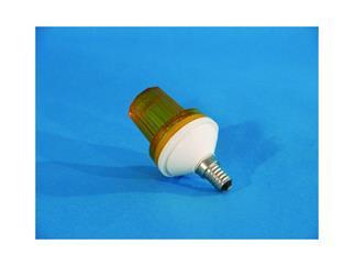 EUROLITE LED-Strobe E-14 Fassung, gelb