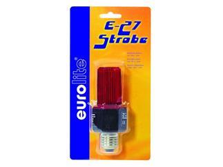 EUROLITE Strobe für E-27 Fassung, rot