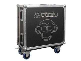 Infinity Chimp 100.G2 Tourpack - mit Screen im Case