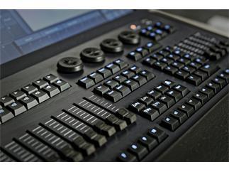 Infinity Chimp 300 - 4 Universe DMX Console