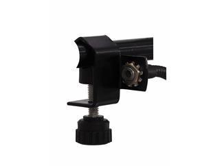 Omnitronic Mikrofon-Popfilter, Metall schwarz