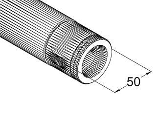 ALUTRUSS SINGLELOCK SP-S2000 QUICK-LOCK Rohr sw