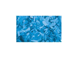 Showtec Show Konfetti Blau (rechteckig), 1 kg (schwer entflammbar) 55x17mm