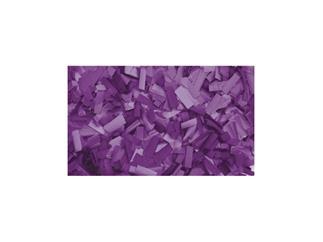 Showtec Show Konfetti Violett (rechteckig), 1 kg (schwer entflammbar) 55x17mm
