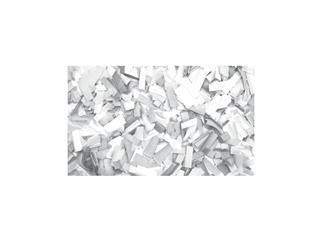 Showtec Show Konfetti Weiß (rechteckig), 1 kg (schwer entflammbar) 55x17mm