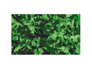 Showtec Show Confetti Metal, rechteckig, grün, slowfall