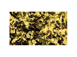 Showtec Show Konfetti Gold Metal (rechteckig), 1 kg (schwer entflammbar)