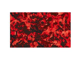 Showtec Show Confetti Metal, rechteckig, rot, slowfall