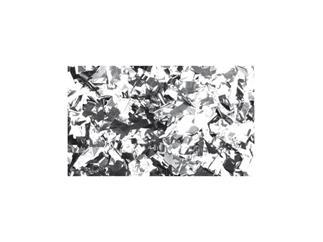 Showtec Show Konfetti Silber Metal (rechteckig), 1 kg (schwer entflammbar)