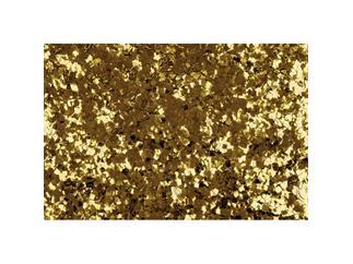Showtec Show Confetti Metal, Feenstaub, gold