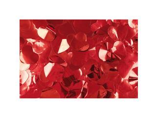 Showtec Show Confetti Metal, Herzen, rot