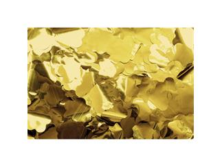 Showtec Show Confetti Metal, Blumen, gold