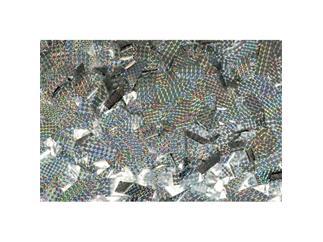 Showtec Show Confetti Metal, Laser, silber