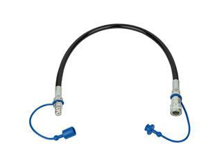 Showtec CO2 3/8 Q-Lock Hose, 0,75m