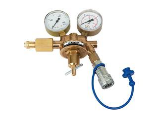 Showtec CO2 Q-Lock Regulator