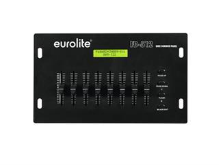 EUROLITE FD-512 DMX Dimmer Panel Controller für 512 Kanäle