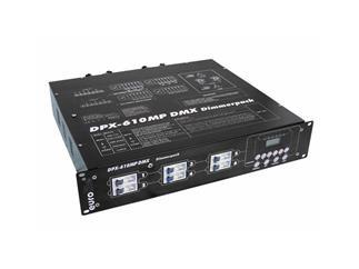 """EUROLITE DPX-610 MP DMX 19"""" Dimmerpack, 2x Multipin"""