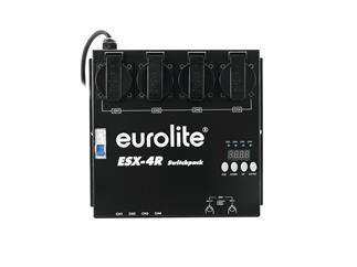 EUROLITE ESX-4R DMX RDM Switchpack