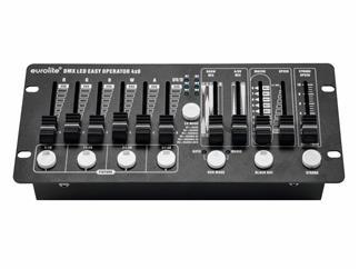eurolite DMX LED EASY Operator 4x6