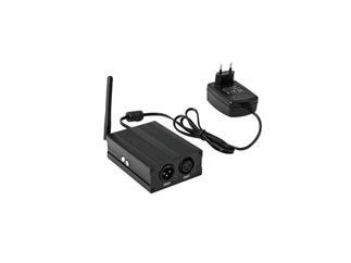 EUROLITE QuickDMX Funksender/Empfänger DMX-Funksytem 2,4 GHz