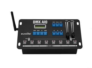 EUROLITE DMX AIO Recorder, Merger, Artnet Node, Signalwandler