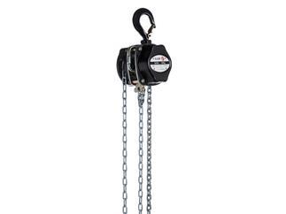 Showtec Chainhoist 1000kg VBG-8 manual, Handkettenzug, 12meter