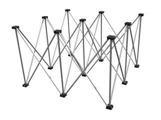 SHOWTEC Spider legs 40cm 1x1m