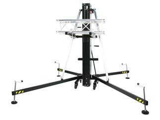 Showtec MAT-350 Line Array Tower - Mammoth Stand 6,5m