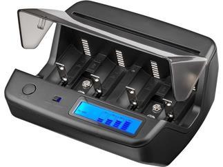 Universal LCD-Tischladegerät