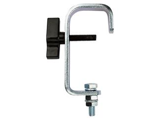 Showtec Heavy Duty Pipe Clamp Silver SWL 30kg