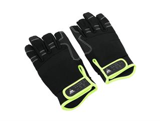 HASE Roadie-Handschuhe 3 Finger, Größe M