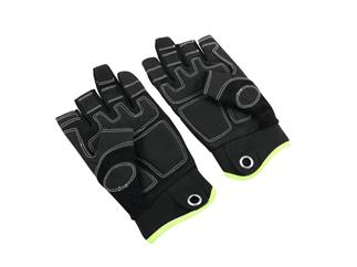 HASE Roadie-Handschuhe 3 Finger, Größe L