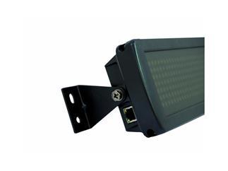EUROLITE ESN 7x80 5mm LED Rot/Grün/Gelb, LED WerbeLaufschrift