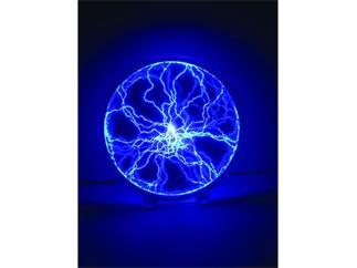 EUROLITE Plasma Scheibe 30cm blau