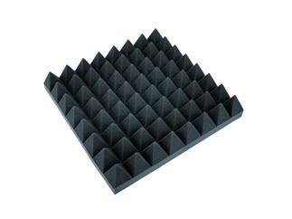 Akustikschaumstoff Pyramide 100mm,50x50cm