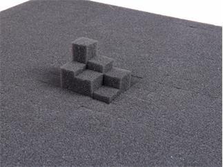 ROADINGER Schaumstoffeinsatz 776x576x100mm