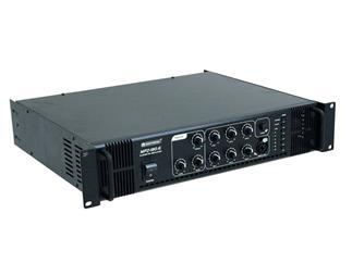 OMNITRONIC MPZ-180.6 ELA-Mischverstärker+ Zonen
