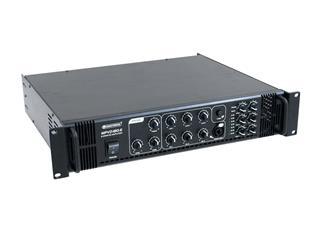 OMNITRONIC MPVZ-180.6 Mischverstärker + Zone