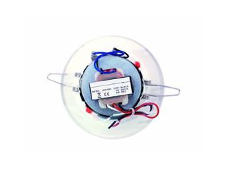 OMNITRONIC CS-2.5C Deckeneinbauls.rund si