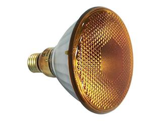 Par 38 230V 80W E27 Socket Flood Yellow