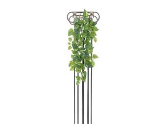 Europalms Philodendronbuschranke, 90cm, Kunstpflanze, 100 Blätter