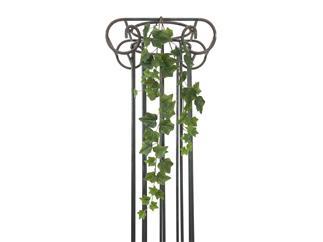 Europalms Efeugirlande geprägt grün 81cm - Kunstpflanze