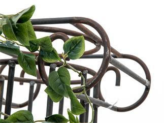EUROPALMS Philodendronbusch Classic, künstlich, 60cm