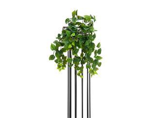 EUROPALMS Philodendronbusch Premium, künstlich, 50 cm