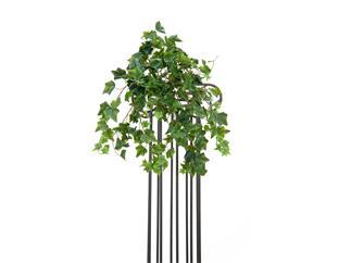 EUROPALMS Efeubuschranke Premium, 50cm, Kunstpflanze