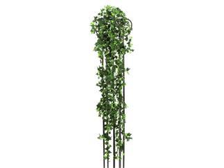 Europalms Classic-Efeubuschranke, 160cm, Kunstpflanze, 1365 Blätter