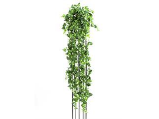 Europalms Classic-Pothosbuschranke, 160cm, Kunstpflanze, 1365 Blätter
