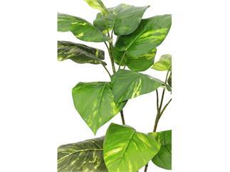 Europalms Pothos, 90cm, Kunstpflanze, 13 Blätter